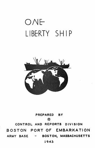Capacity of One Liberty Ship cover