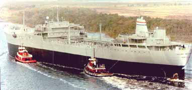 SS Mount Washington -Tanker