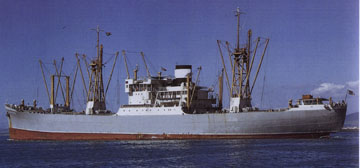 Photograph of C2 Freighter