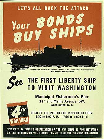 Your Bonds Buy Ships poster